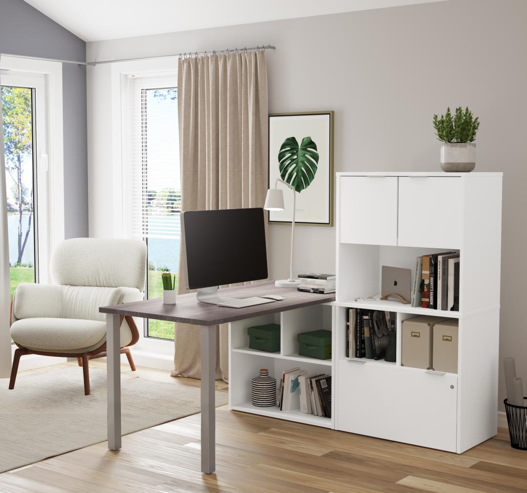 Bonus Room Ideas: Relaxing Office