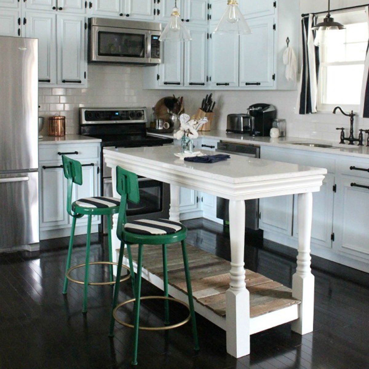 small kitchen island bar ideas
